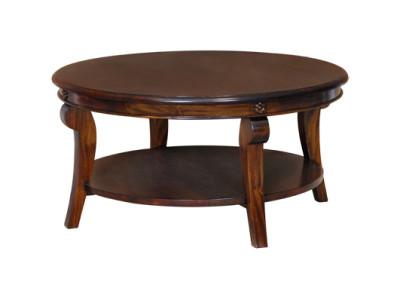 Engelse salontafel round