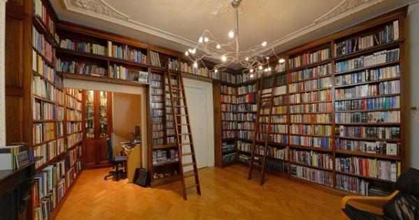 Maatwerk Engelse bibliotheek