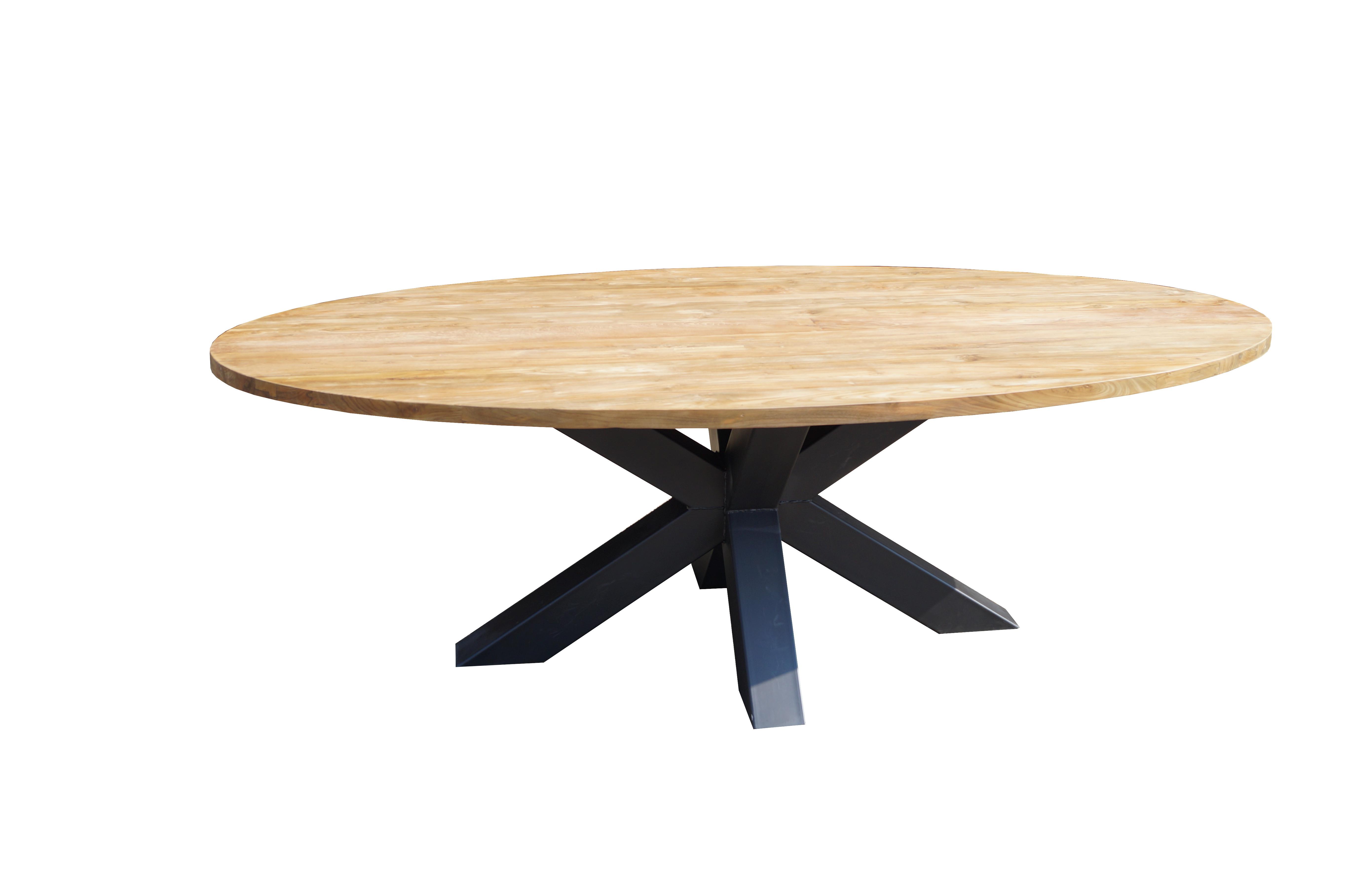 ovale tafel tweedehands