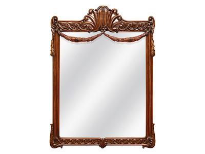 Klassieke spiegel Star