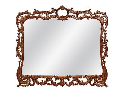 Klassieke spiegel Topaz
