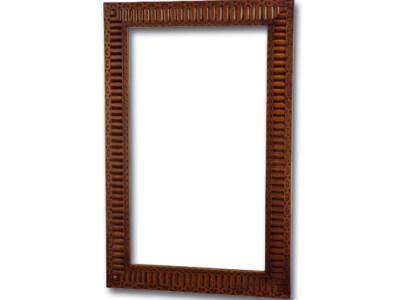Klassieke spiegel Winter