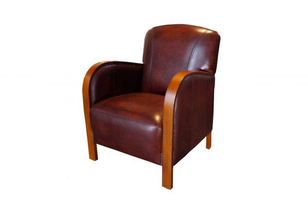 Art-Deco fauteuil Fordham