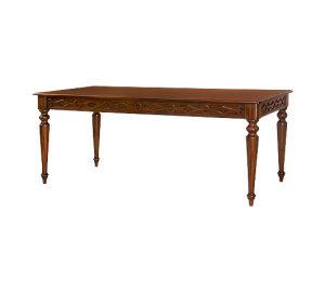 Klassieke mahonie tafel fine